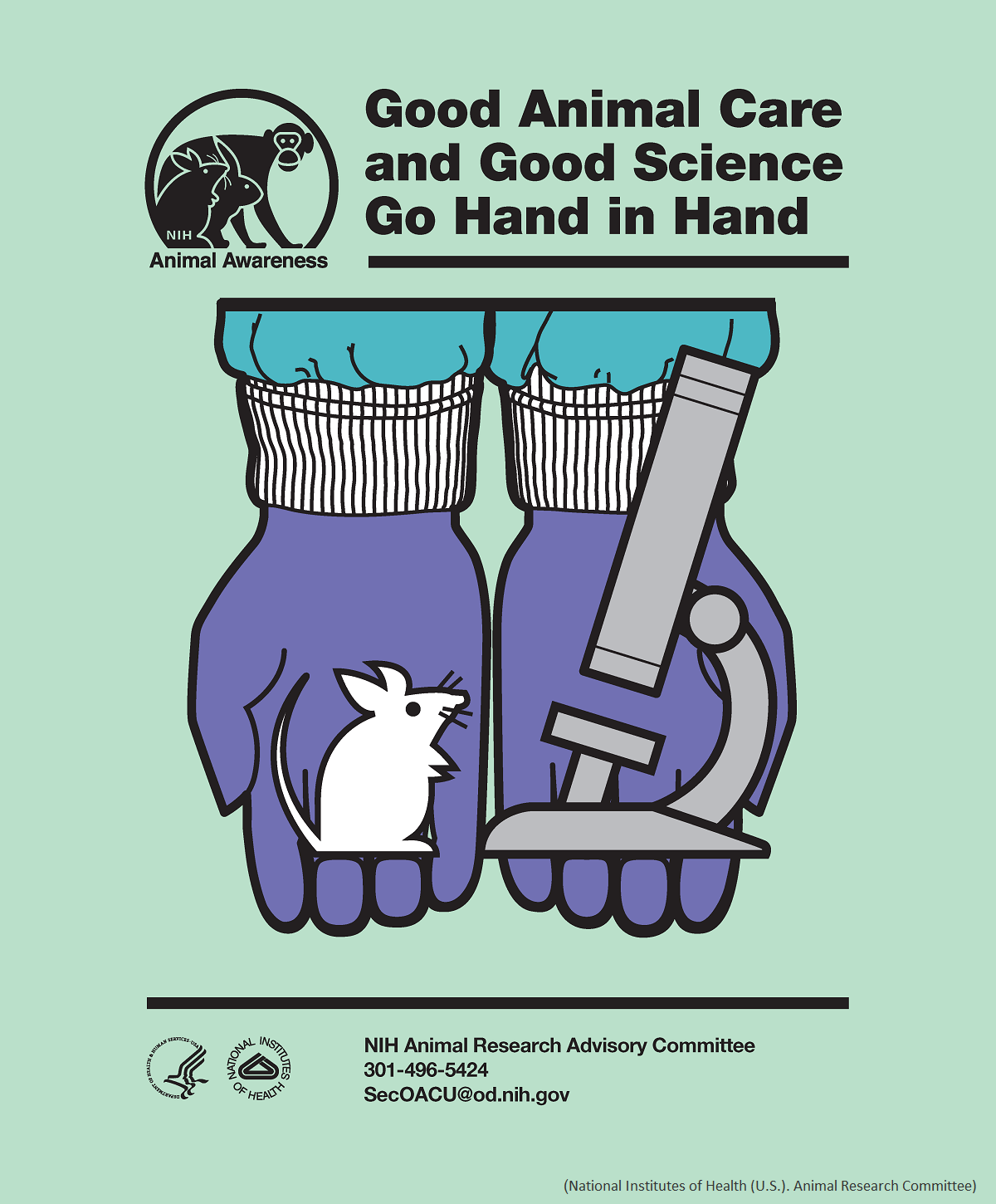 Good animal care and good science go hand in hand
