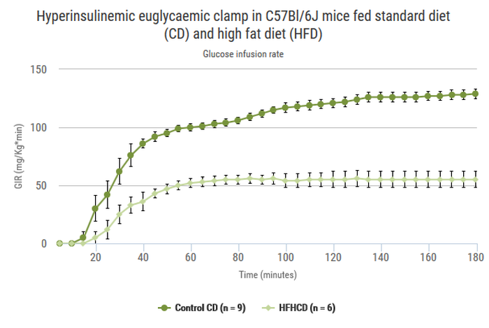 Metabo_Euglycemic clamp graph